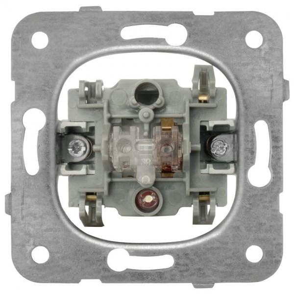 Panasonic® - UP-Einsatz - Kontroll/Aus-Schaltereinsatz, mit LED