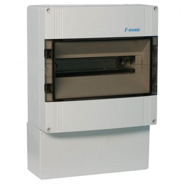 AP-Verteilerkasten IP 65 1-reihig für 14 Module