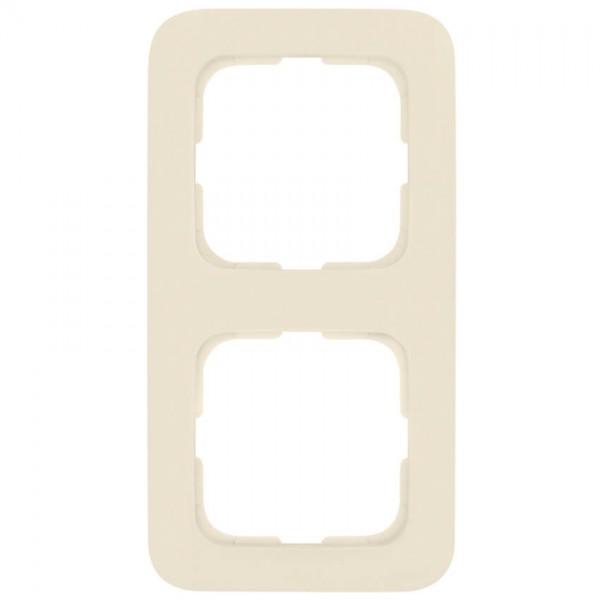 KLEIN®-SI - Rahmen 2-fach cremeweiß