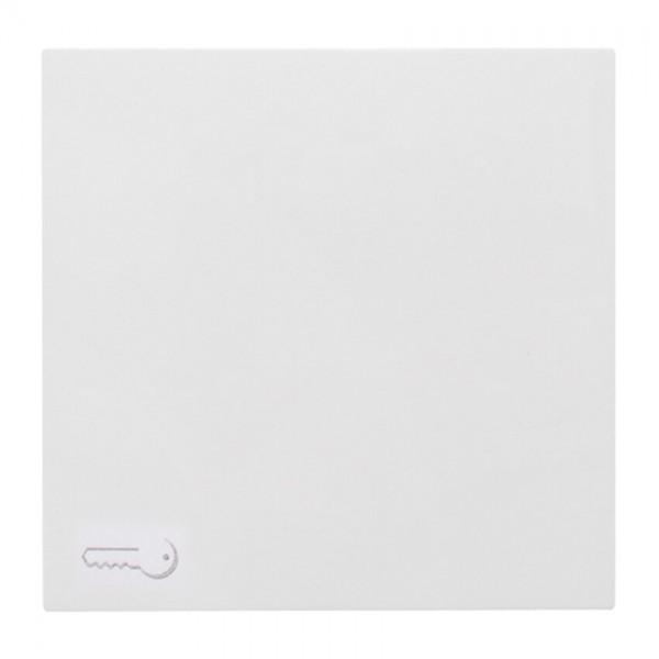 """EFAPEL® - Wippe mit Symbol """"Tür"""", für Taster, LOGUS 90, signalweiß"""