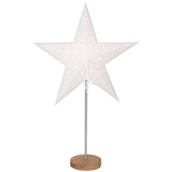 Weihnachtsstern, MIKKE, stehend, H 65cm, Ø 45cm, 1 x E14/25W