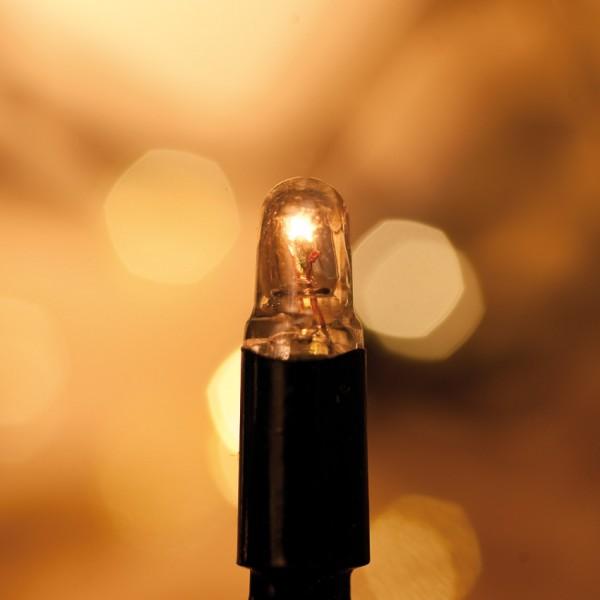 Minilichterkette, Verlängerungs-Kette, L 5m, 50 Glühlampen/230V/0,6W