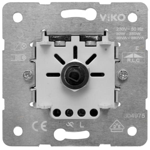 Panasonic® - UP-Einsatz - Druck-/Aus-Dimmereinsatz, 30-300W/VA