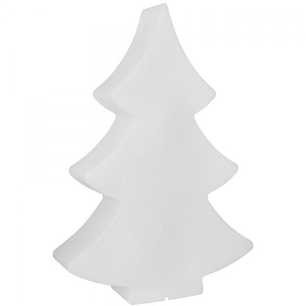 LED-Außendekotannenbaum, SHINING TREE 2D, LED/12W, H 780