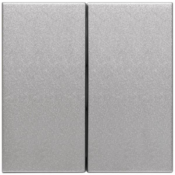 EFAPEL® - Wippe, fürSerie/Doppelwechsel- Schalter, LOGUS 90, alu-silber