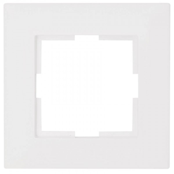 Panasonic® - Abdeckrahmen, MERIDIAN, reinweiß - 1-Fach
