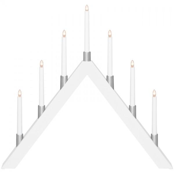 LED-Fensterleuchter, TALL-A, 7 LEDs/E10/10-55V/0,1W