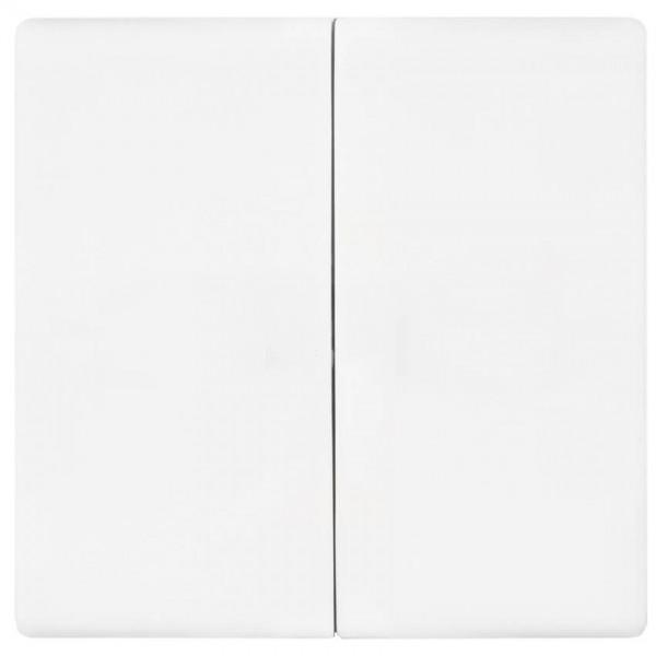 JUNG® - AS - Wippe, für Serien-Schalter, alpinweiß glänzend