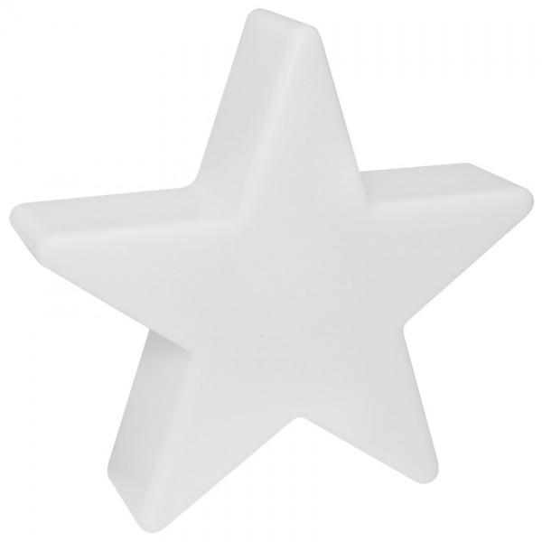 Außendekoleuchte, SHINING STAR, Ø 60cm, T 16cm, 1 x E27/20W