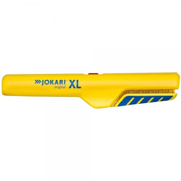 JOKARI® - ENTMANTLER XL, für alle gängigen Rundkabel, geeignet für tiefe Abzweigdosen