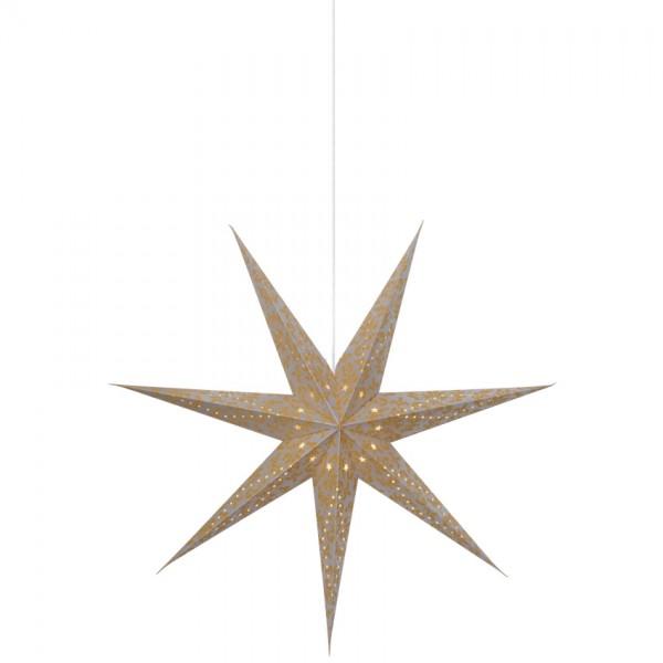 Weihnachtsstern, AUGUSTA, 1 x E14/25W, Ø 75cm
