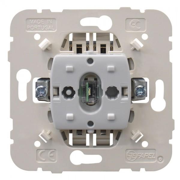 EFAPEL® - UP-Kontroll/Wechsel-Schaltereinsatz, mit LED