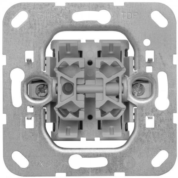 GIRA® - Serien-Taster, Wechsler 2-fach 015500