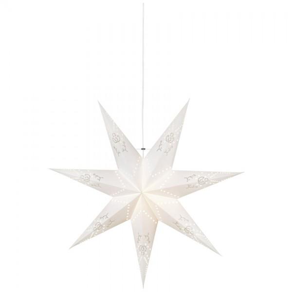 Weihnachtsstern, 1 x E14/25W, Ø 600