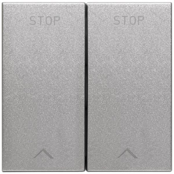 EFAPEL® - Wippe, für Jalousie-Schalter, LOGUS 90, alu-silber