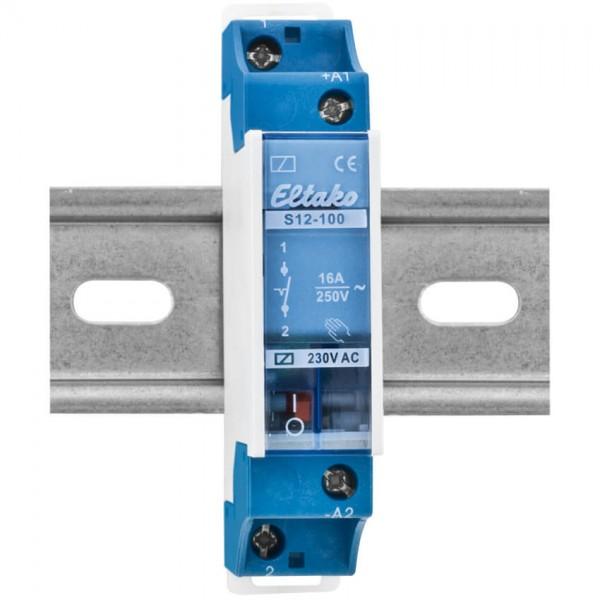 Eltako mechanisches Schaltrelais 230V