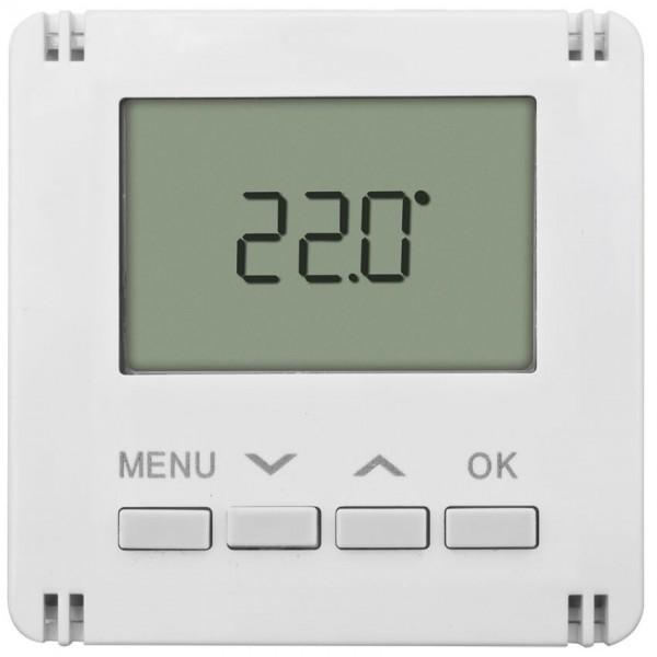 Panasonic® - Aufsatz, für Raumthermostat-Einsatz, digital, MERIDIAN, reinweiß