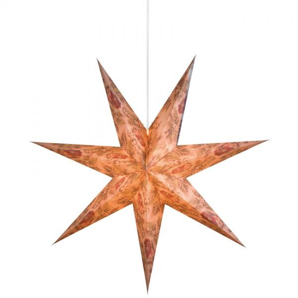Weihnachtsstern, Ø 75cm, ONKEL, 1 x E14/25W