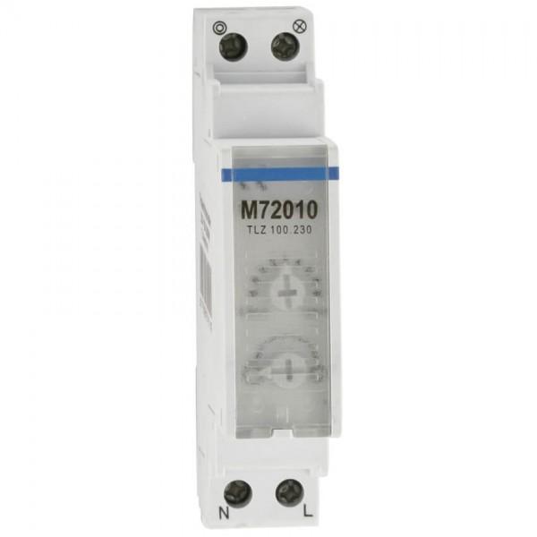 elektronischer Treppenlichtzeitschalter 0,5 - 12min.