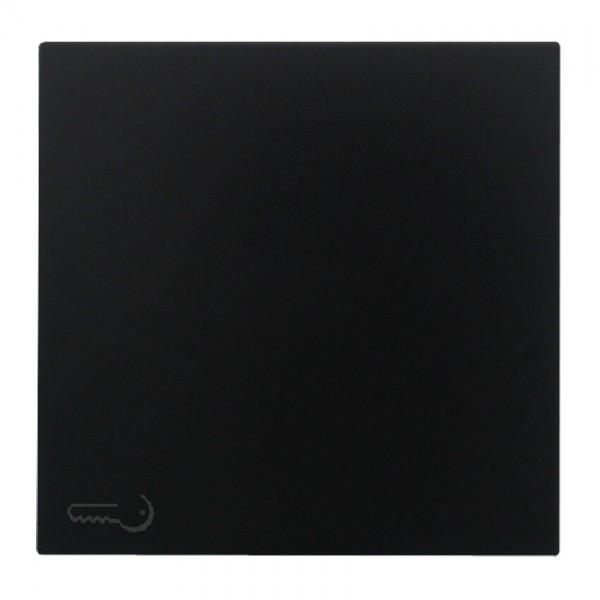 """EFAPEL® - Wippe mit Symbol """"Tür"""", für Taster, LOGUS 90, schwarz matt"""