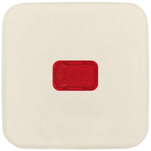 BUSCH-JAEGER® - DURO 2000 SI® - Wippe, für Kontroll-Schalter, cremeweiß