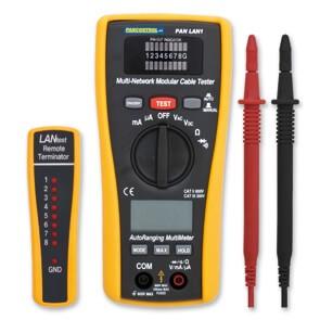 LAN-Tester und Multimeter