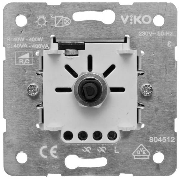 Panasonic® - UP-Einsatz - Druck-/Wechsel-Dimmereinsatz, 40-400W/VA