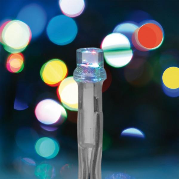 OSRAM LED-Minilichterkette, L 6m, 40 x RGB-LED
