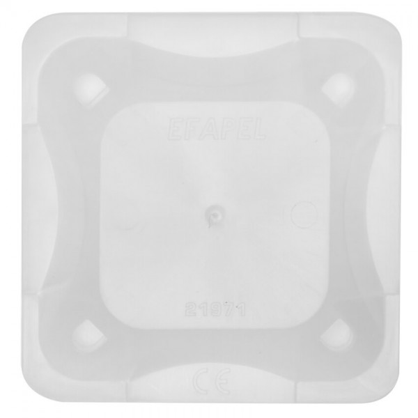 EFAPEL® - Schutzhaube für Schalter- und Steckdoseneinsätze