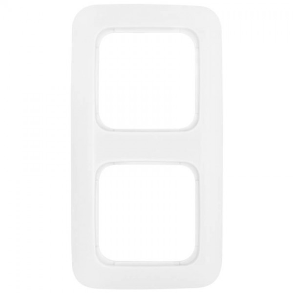 BUSCH-JAEGER® -REFLEX SI® - 2-fach Abdeckrahmen, alpinweiß