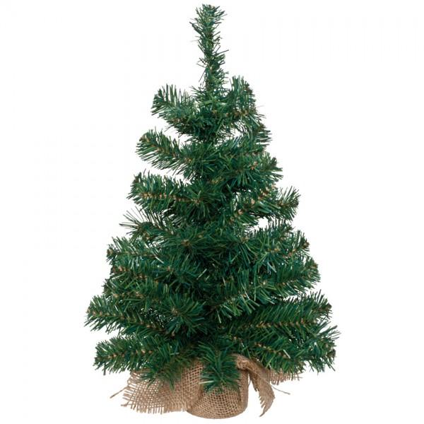 Weihnachtsbäumchen mit Standfuß, H 45cm, Ø 25cm