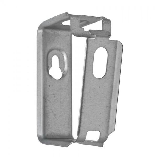 Metall-Sammelhalterung, Stahl verzinkt, bis 30 Leitungen, 25 St.