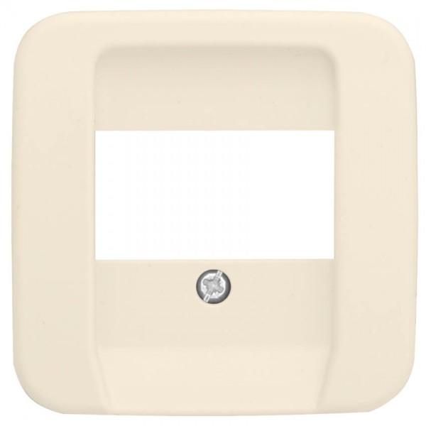 KLEIN®-SI - TAE-Abdeckung 3-fach Telefonsteckdose weiß