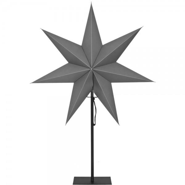 Weihnachtsstern, OZEN, H 75cm, Ø 55cm, 1 x E14/25W