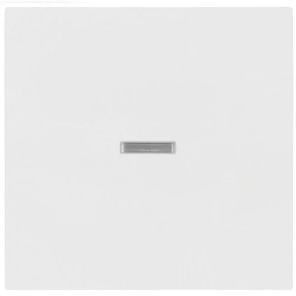 GIRA® - Wippe, für Kontroll-Taster, SYSTEM 55, reinweiß glänzend
