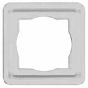 KOPP® - Abdeckrahmen 1-fach arktisweiß