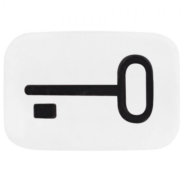 BUSCH-JAEGER® -REFLEX SI® - Symbol-Linse für Tasterwippe, alpinweiß