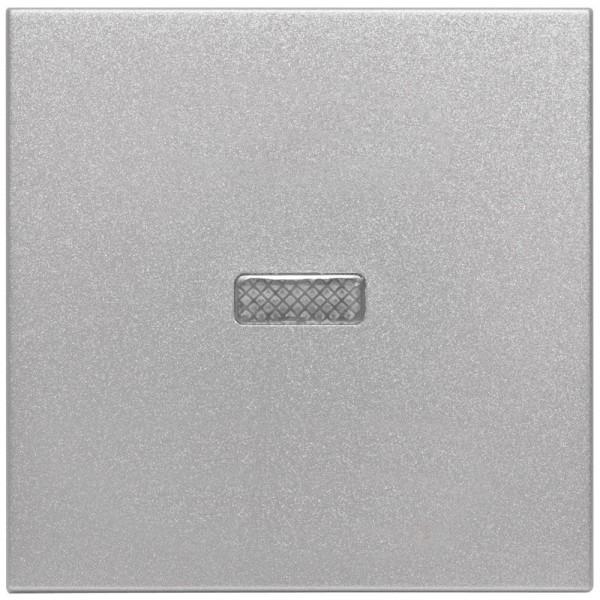 EFAPEL® - Wippe, für Kontroll-Schalter, mit Kalotte, LOGUS 90, alu-silber