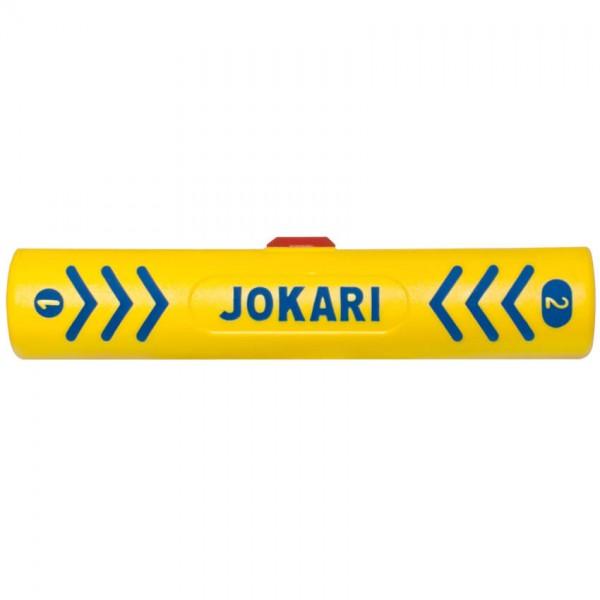 JOKARI® - Entmantler und Abisolierer für Antennenkabel, SECURA COAXI NO. 1