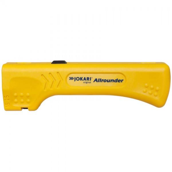 JOKARI® - Entmantler, ALLROUNDER, für Rund- und Flachkabel