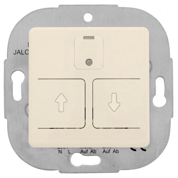 KLEIN®-SI - Jalousie-Schalter elektronisch, cremeweiß