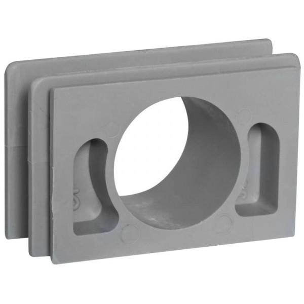 Panasonic® - AP/FR Verbinder für senkrechte Kombinationen, grau