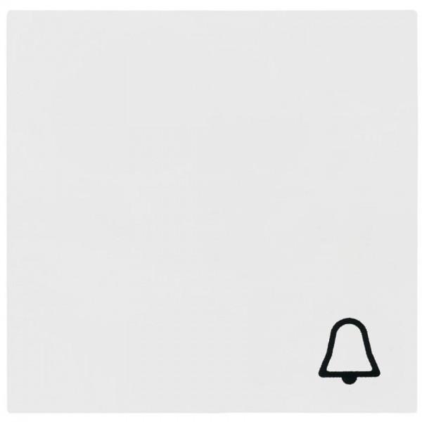 """GIRA® - Wippe, für Symbol """"Klingel"""", SYSTEM 55, reinweiß glänzend-028603"""