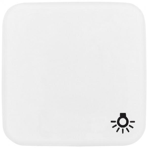 """BUSCH-JAEGER® -REFLEX SI® - Wippe mit Symbol """"Licht"""", für Taster, alpinweiß"""