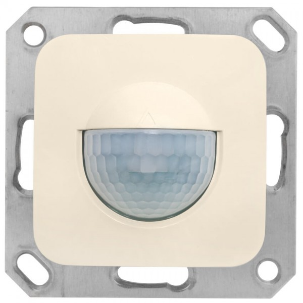 KLEIN®-SI - Bewegungsmelder 3-Draht cremeweiß 2300W/1150VA