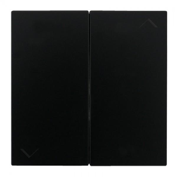 EFAPEL® - Wippe, für Jalousie-Taster, LOGUS 90, schwarz matt