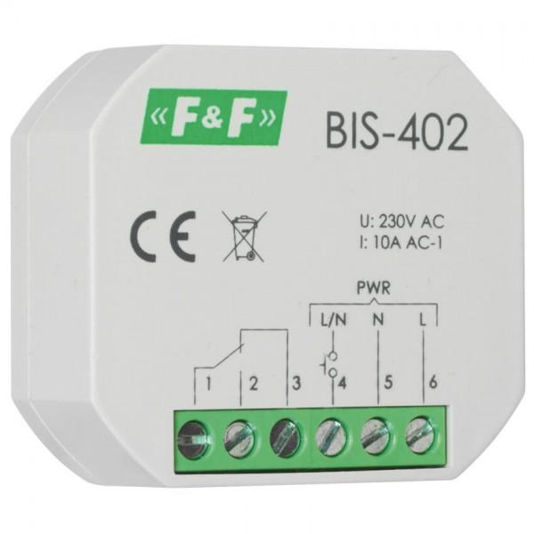 elektronischer Stromstoßschalter UP (Schalterdose)