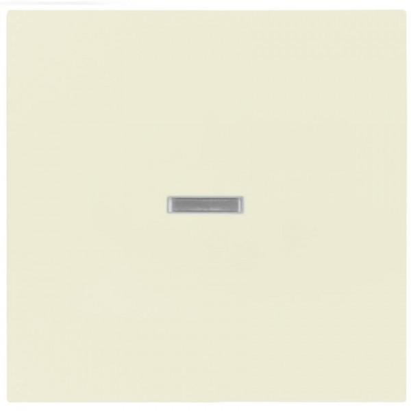 GIRA® - Wippe, für Kontroll-Taster, SYSTEM 55, cremeweiß glänzend