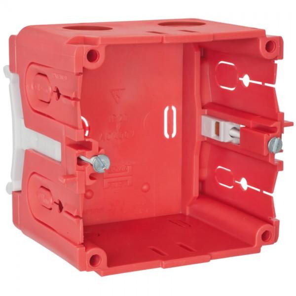 GEWISS® - Geräteeinbaudose für PVC-Brüstungskanäle