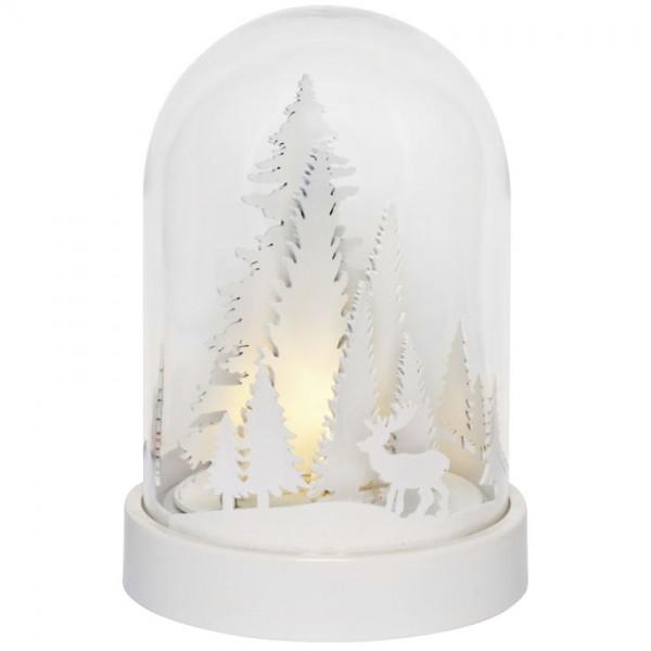 LED-Glocke, MARBY, 3 warmweiße LEDs